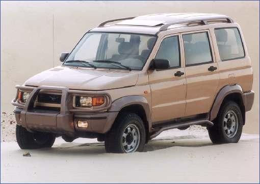 2004 UAZ Patriot