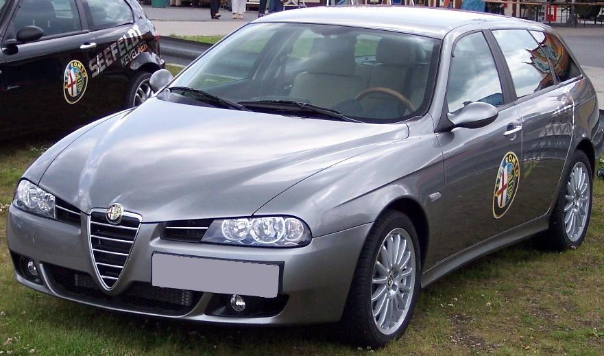 2005 Alfa Romeo 156
