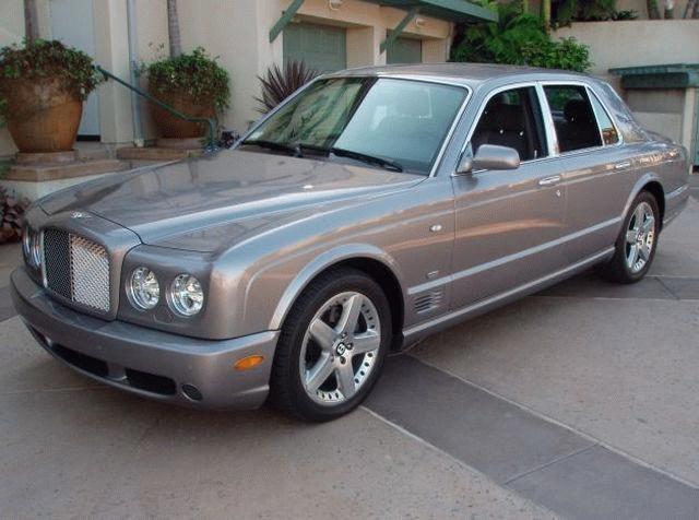 2005 Bentley Arnage Partsopen