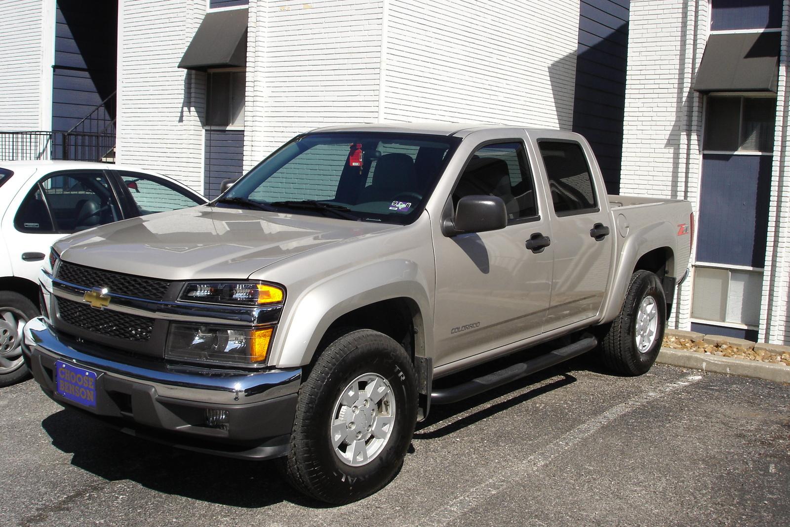 Colorado 2005 chevrolet colorado parts : 2005 Chevrolet Colorado - Partsopen