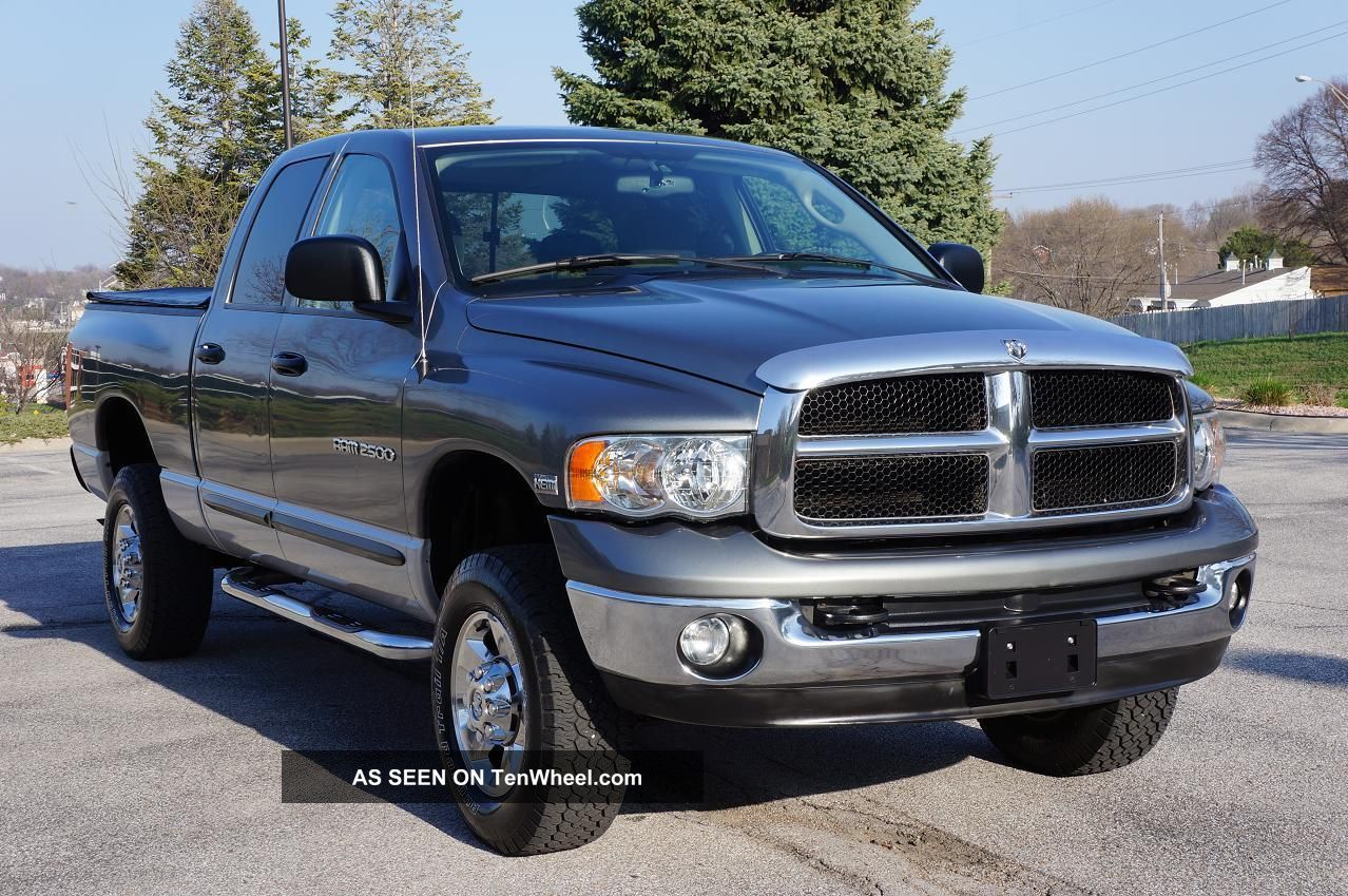 2005 dodge ram pickup 2500 partsopen. Black Bedroom Furniture Sets. Home Design Ideas