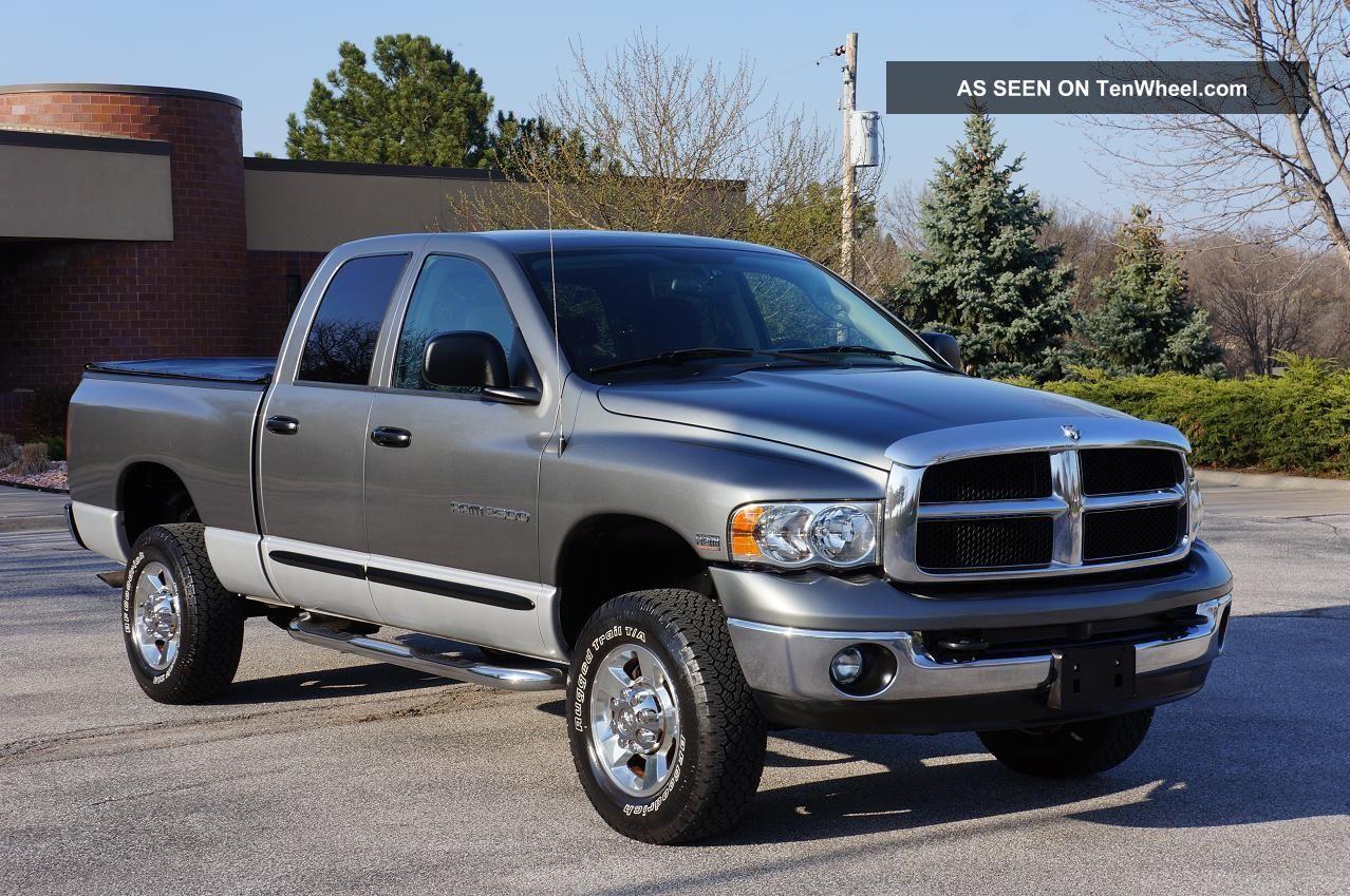 2005 Dodge Ram Pickup 2500 Partsopen