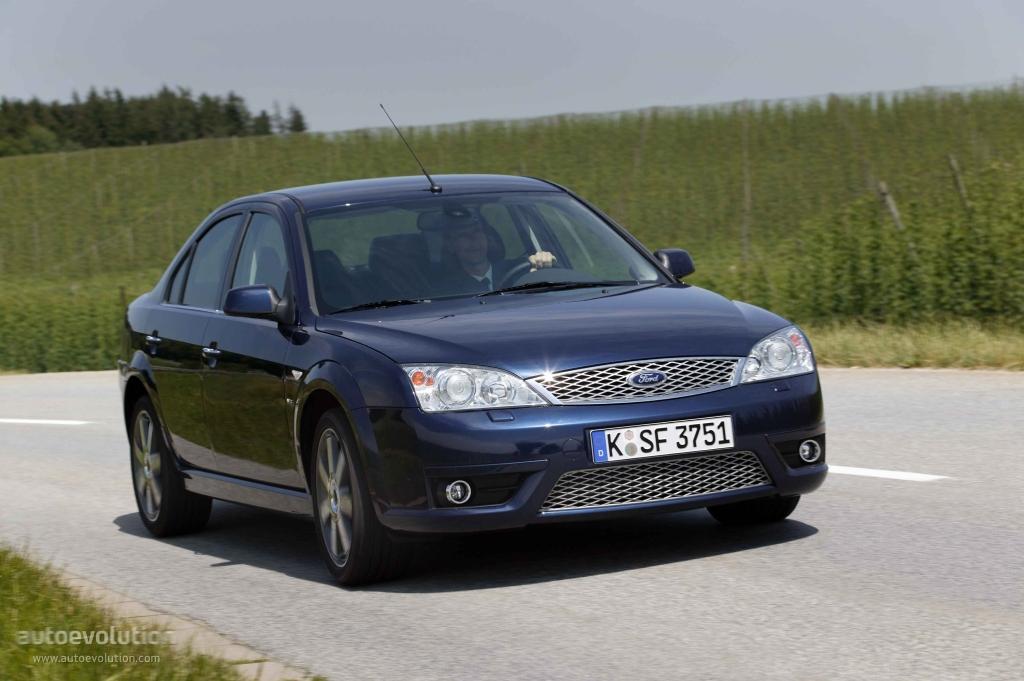 2005 Ford Mondeo Sedan