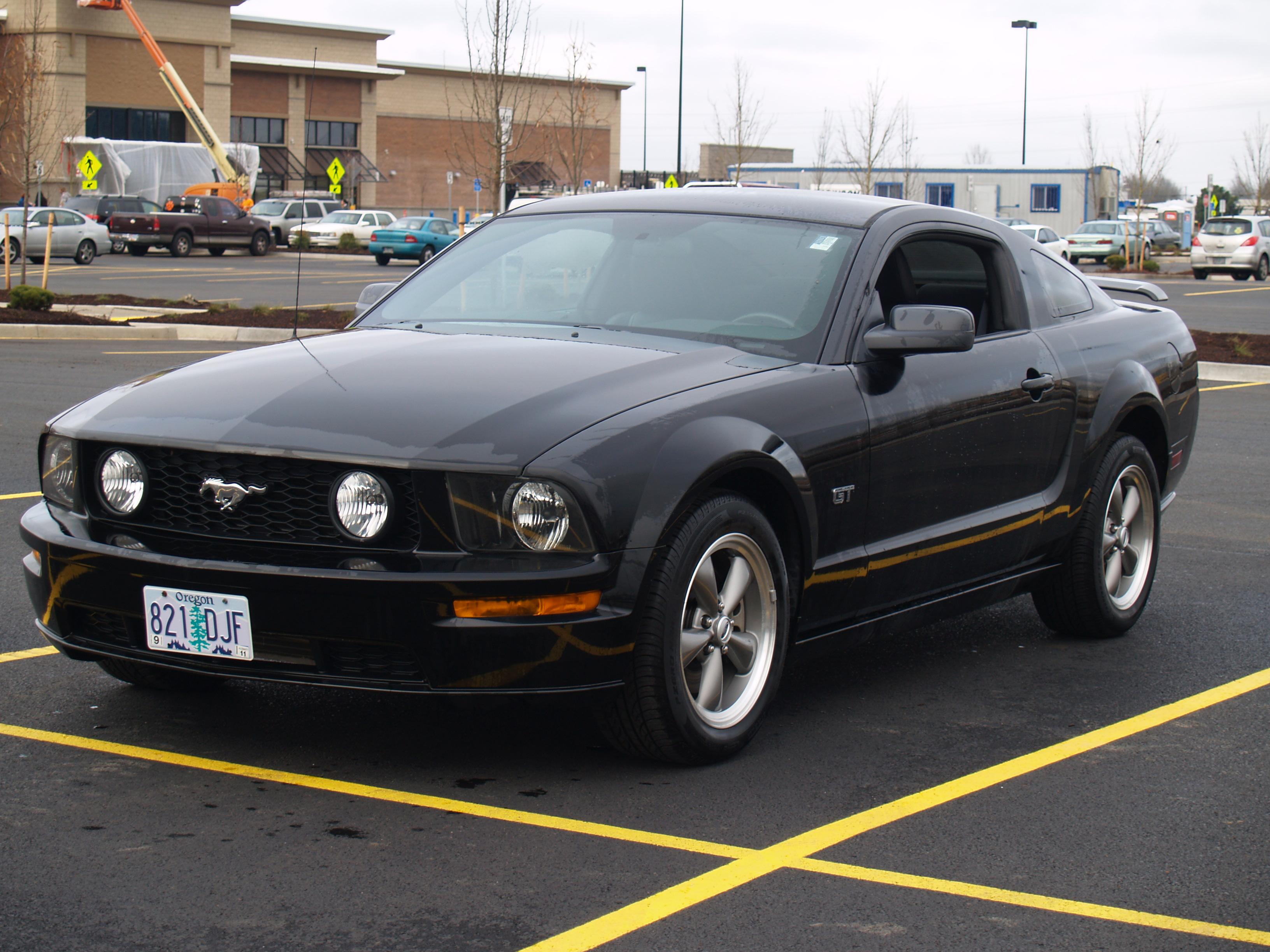 2005 Ford Mustang Partsopen