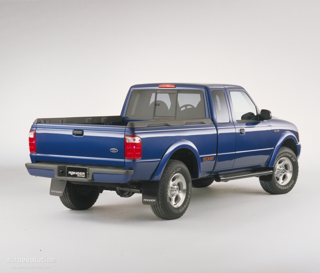 2005 Ford Ranger Super Cab