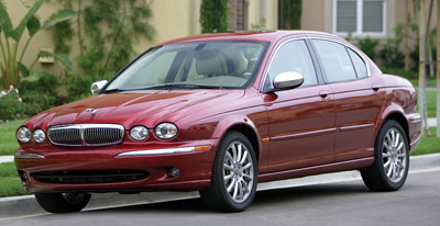 2005 Jaguar X-Type