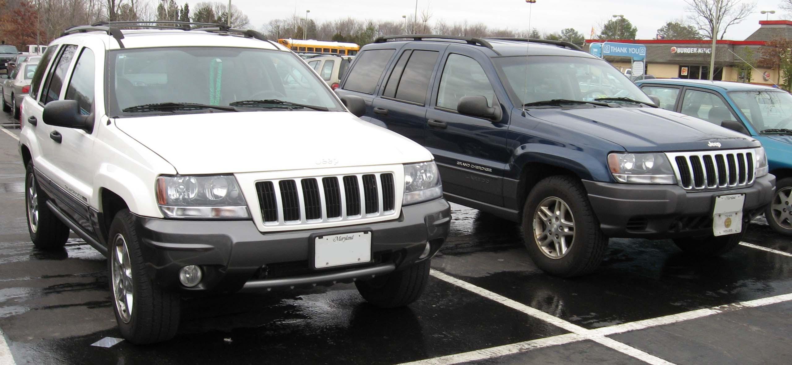 2005 Jeep Grand Cherokee  Wj