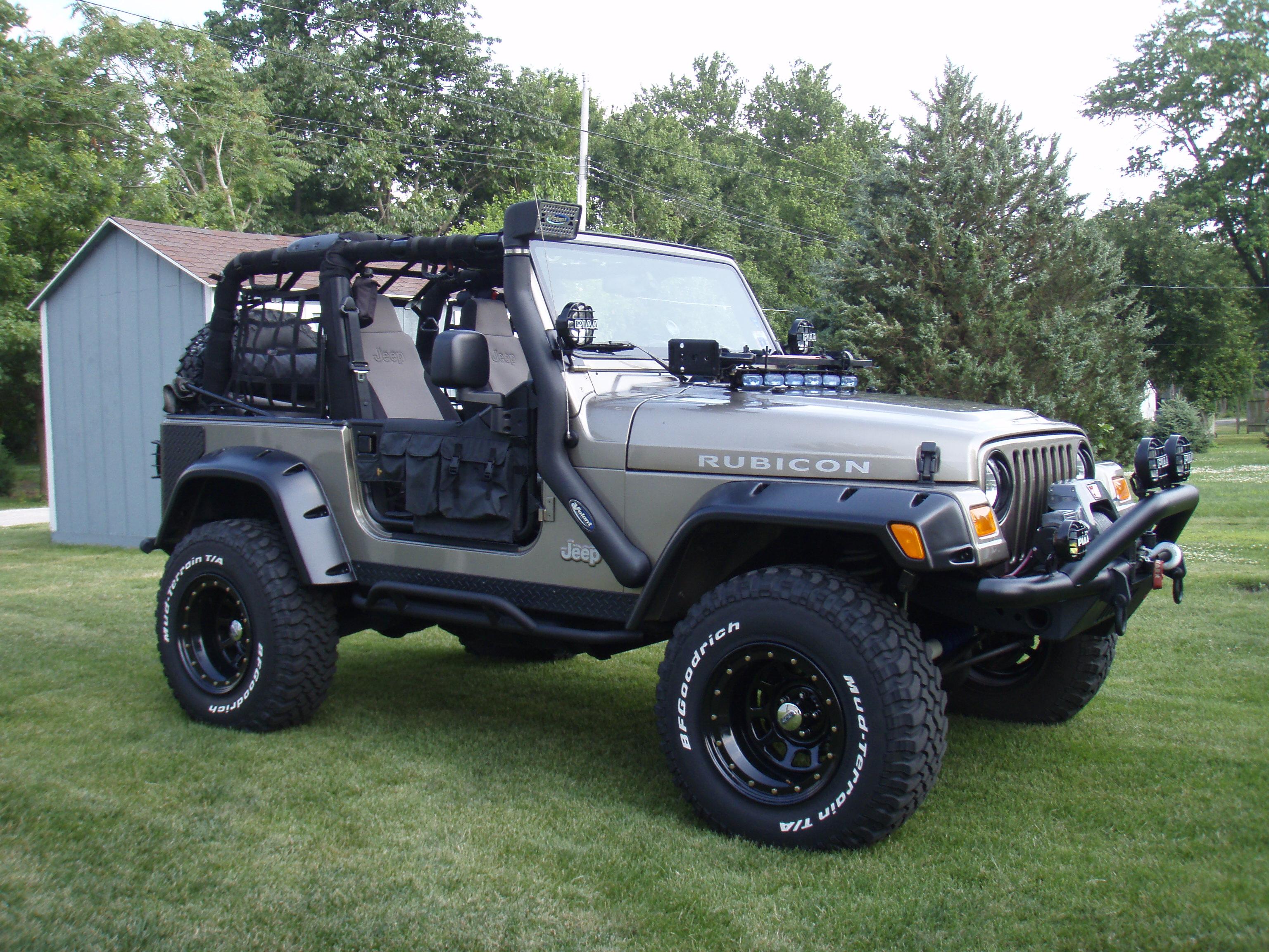 2005 Jeep Wrangler - Partsopen