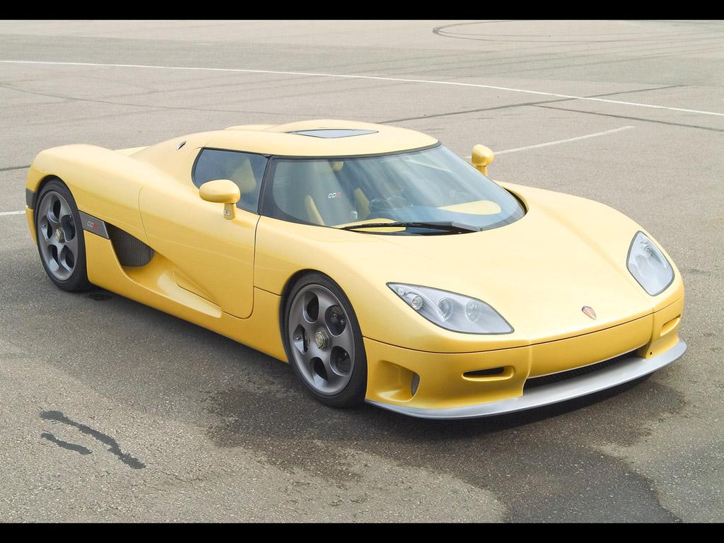2005 Koenigsegg CC
