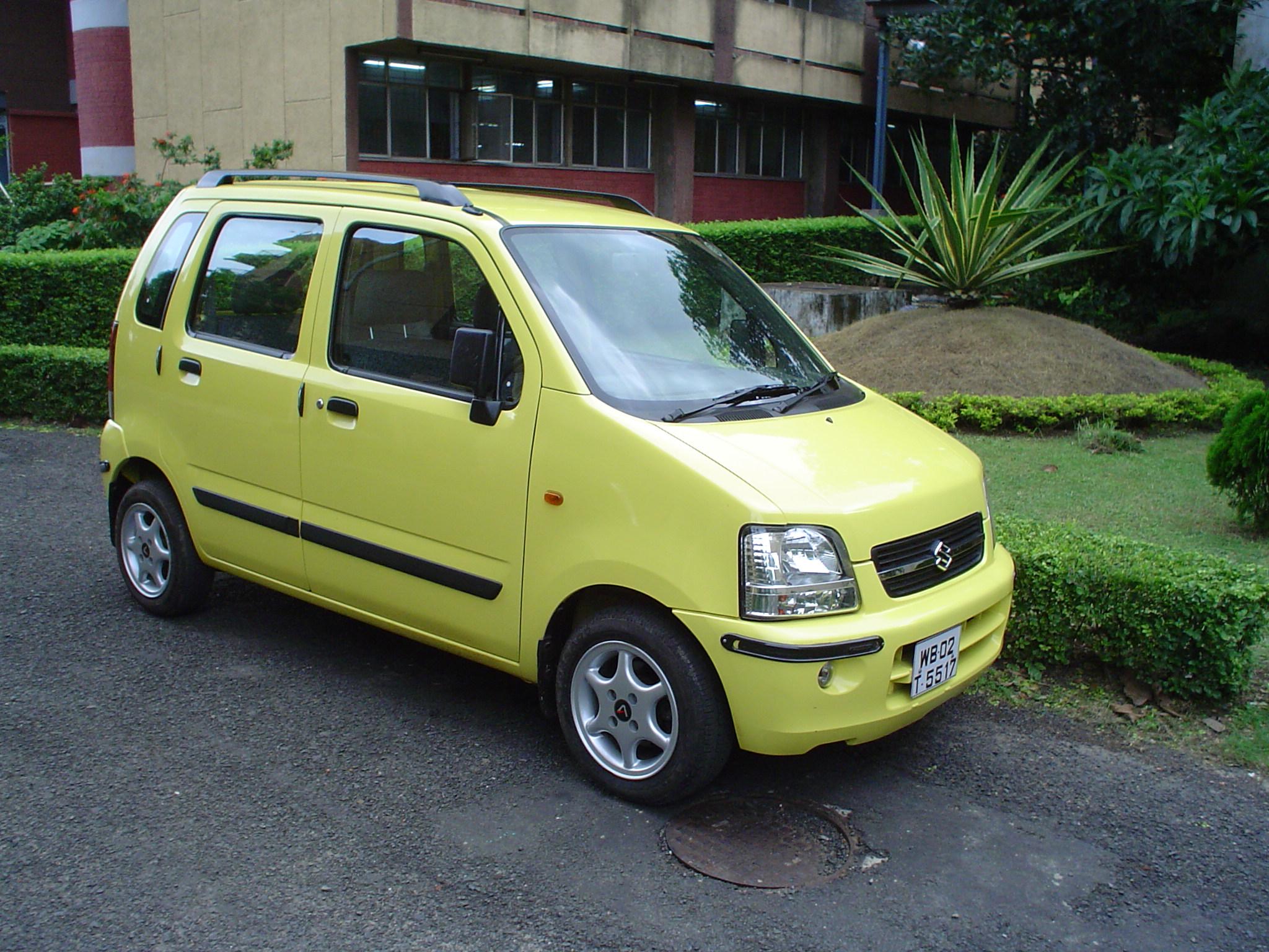 2005 MARUTI SUZUKI Wagon R
