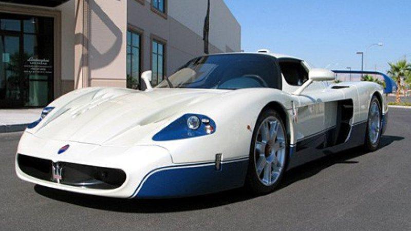 2005 Maserati MC 12