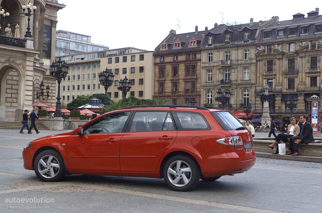 2005 Mazda 6 ⁄ Atenza Wagon - Partsopen