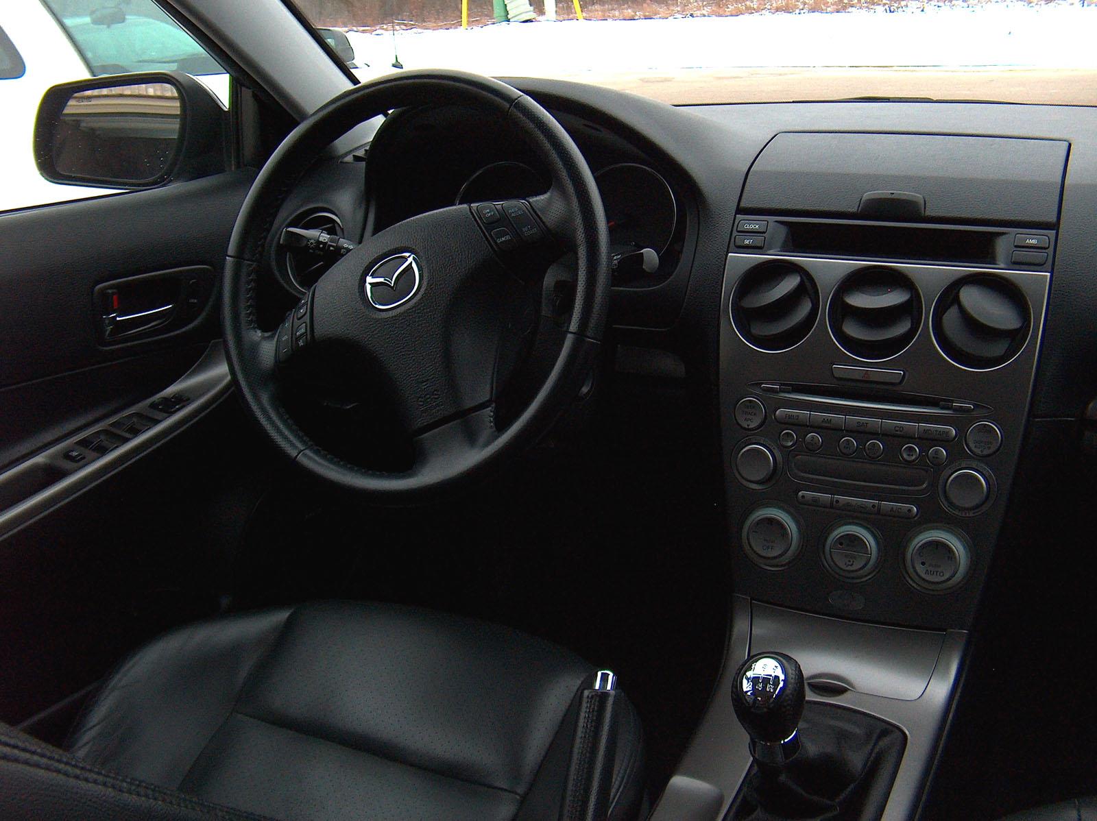2005 Mazda Mazda6 Partsopen