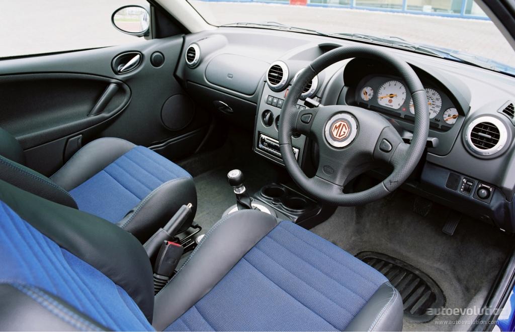 2005 MG ZR 3 Doors