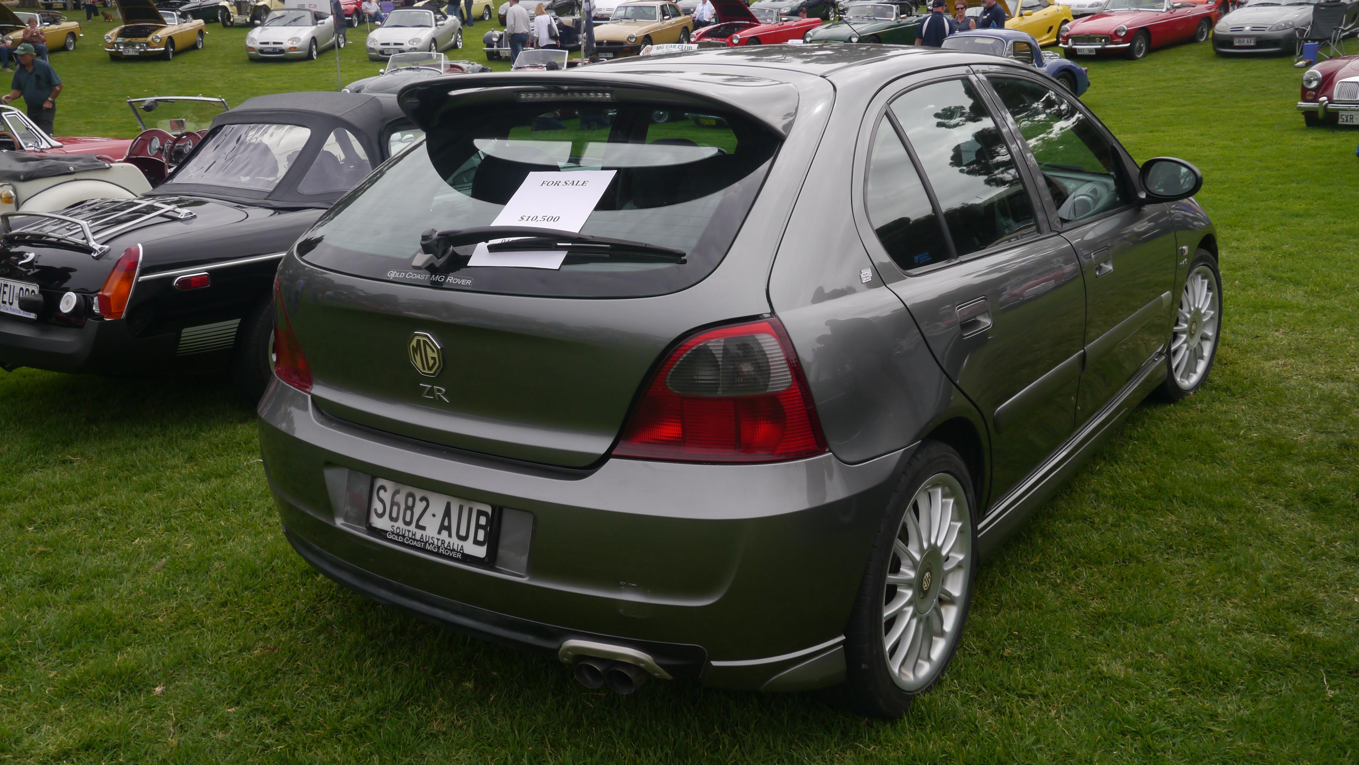 2005 MG ZR 5 Doors