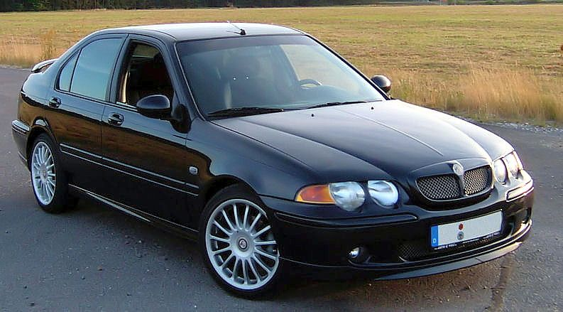 2005 MG ZS Hatchback