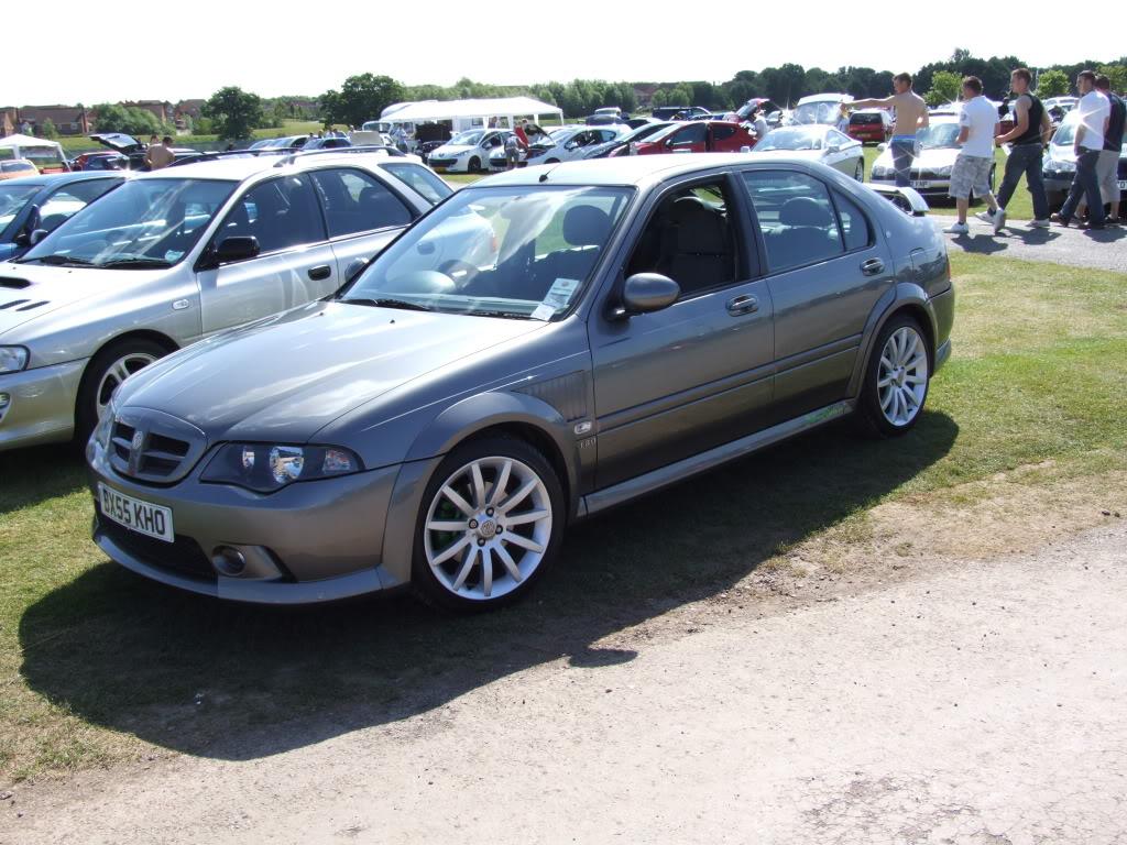 2005 MG ZS Sedan