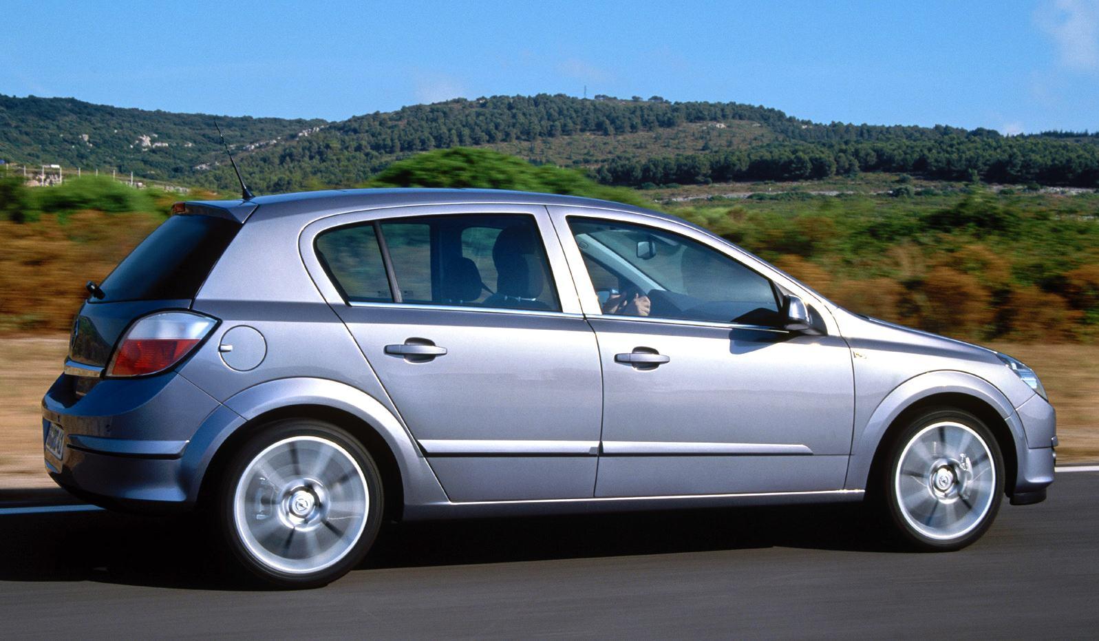 2005 opel astra partsopen