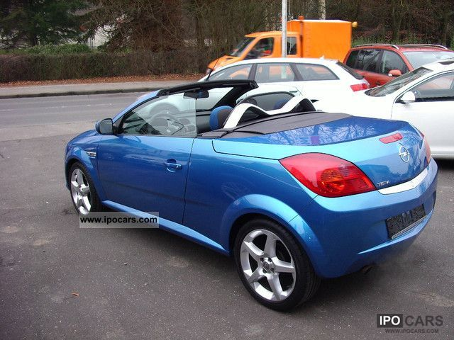 2005 opel tigra twintop partsopen. Black Bedroom Furniture Sets. Home Design Ideas