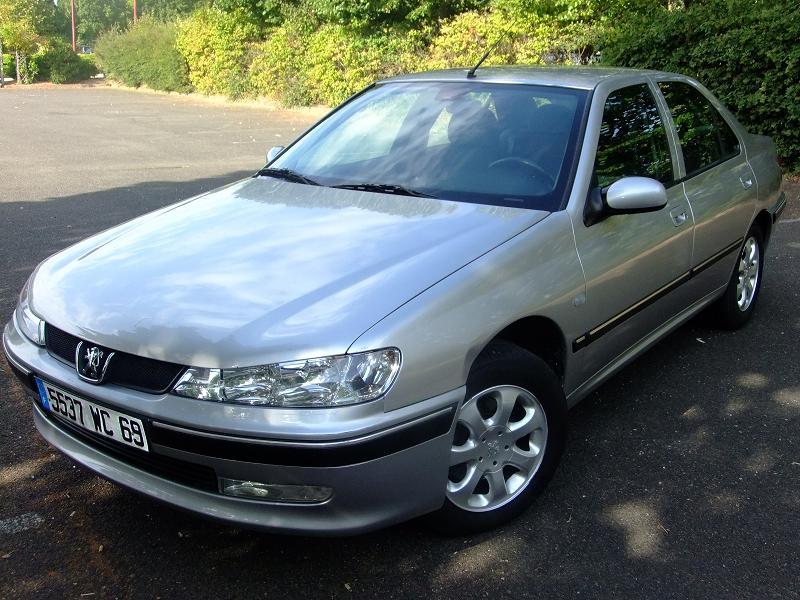 2005 Peugeot 406