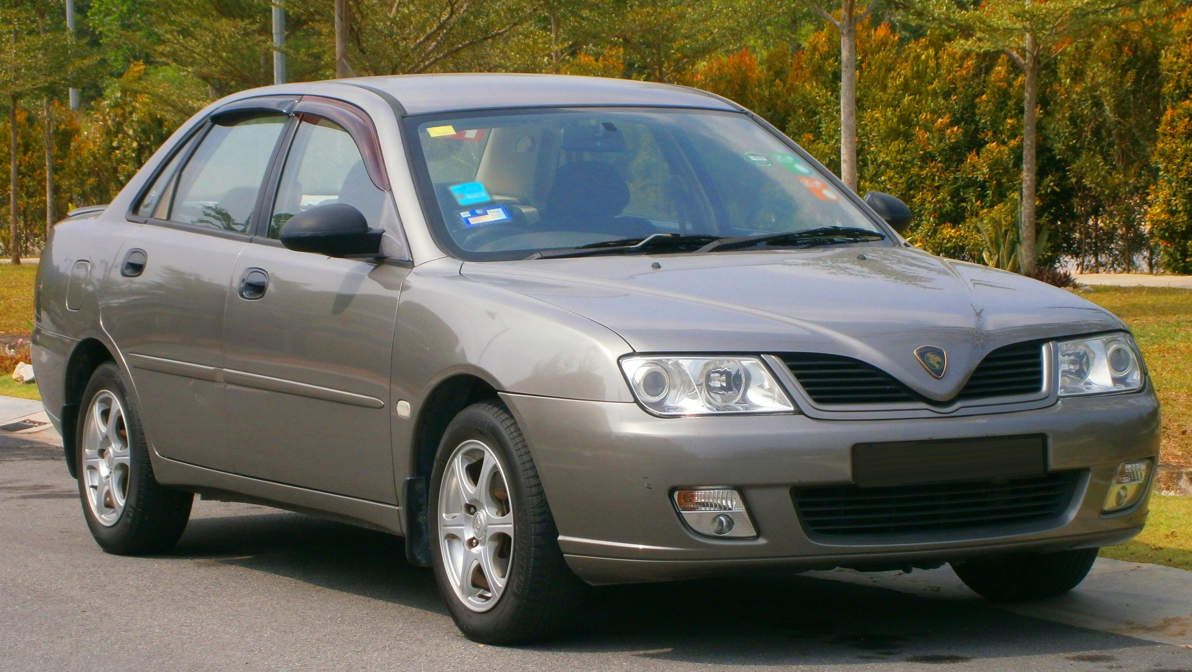 2005 Proton Impian