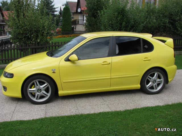 2005 seat leon fr topsport partsopen. Black Bedroom Furniture Sets. Home Design Ideas