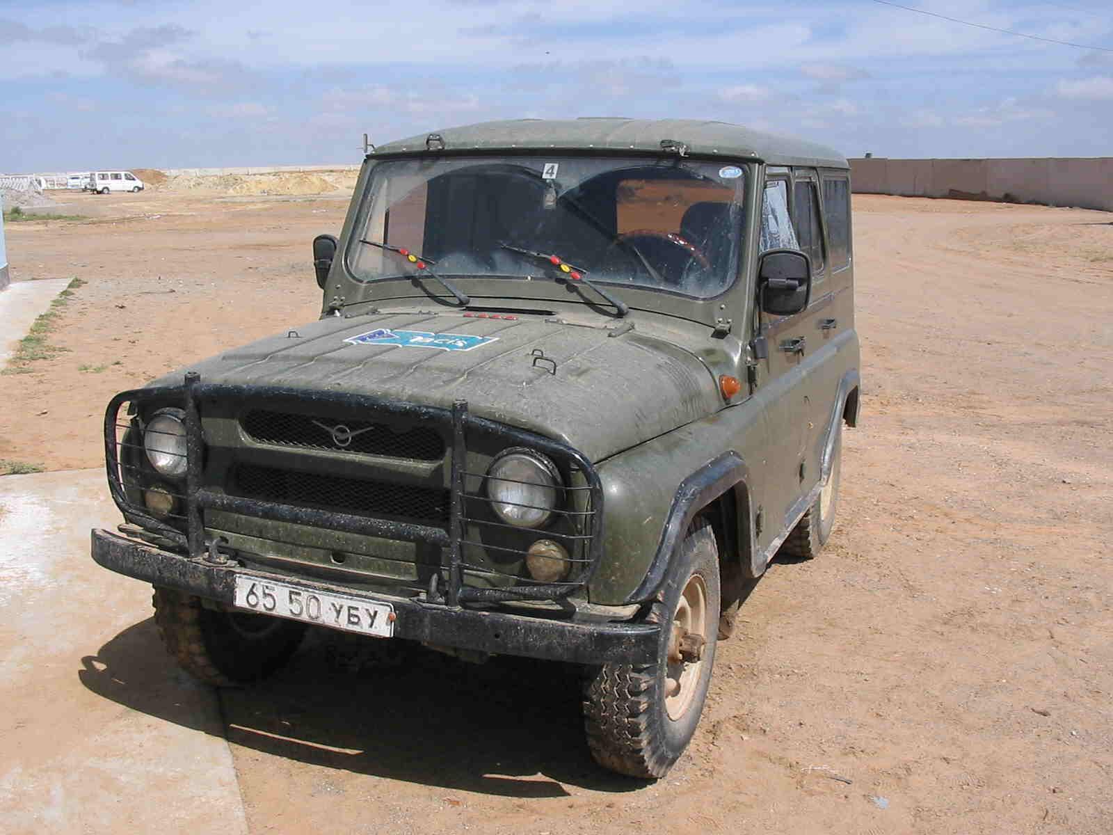 2005 UAZ Hunter