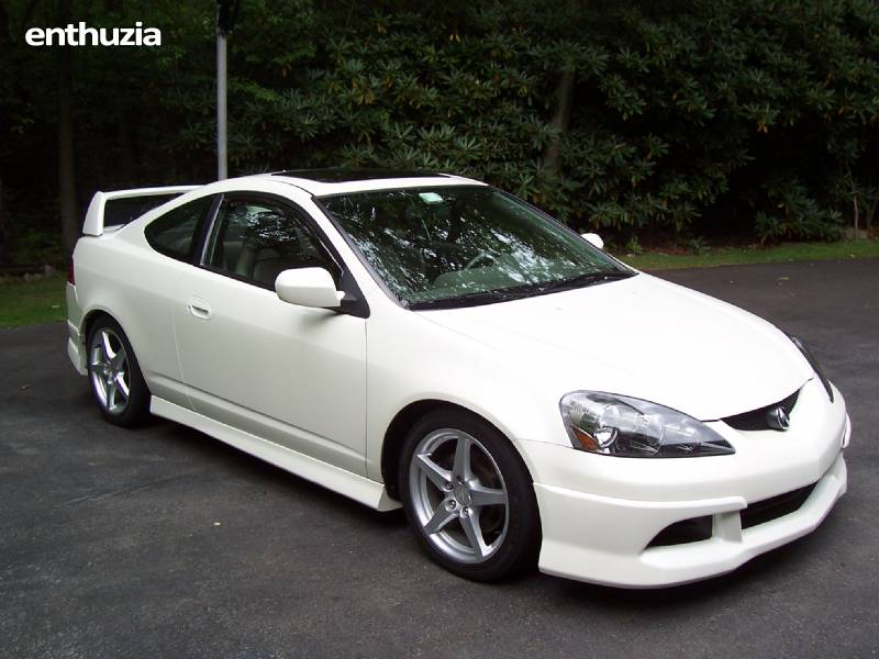 Acura RSX TYPES Partsopen - Acura rsx type s rims for sale