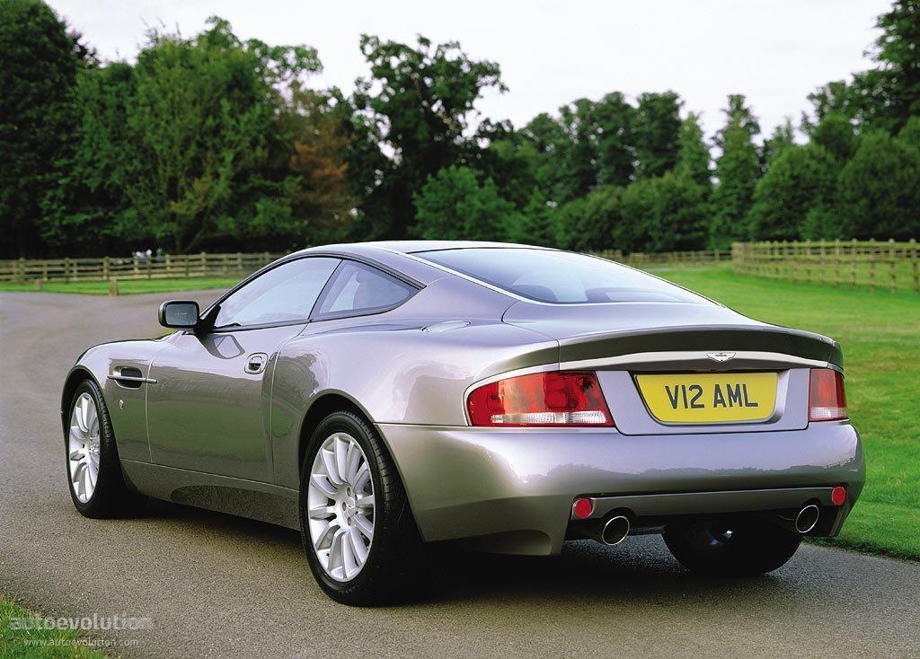 Aston Martin Vanquish Partsopen - 2006 aston martin vanquish price