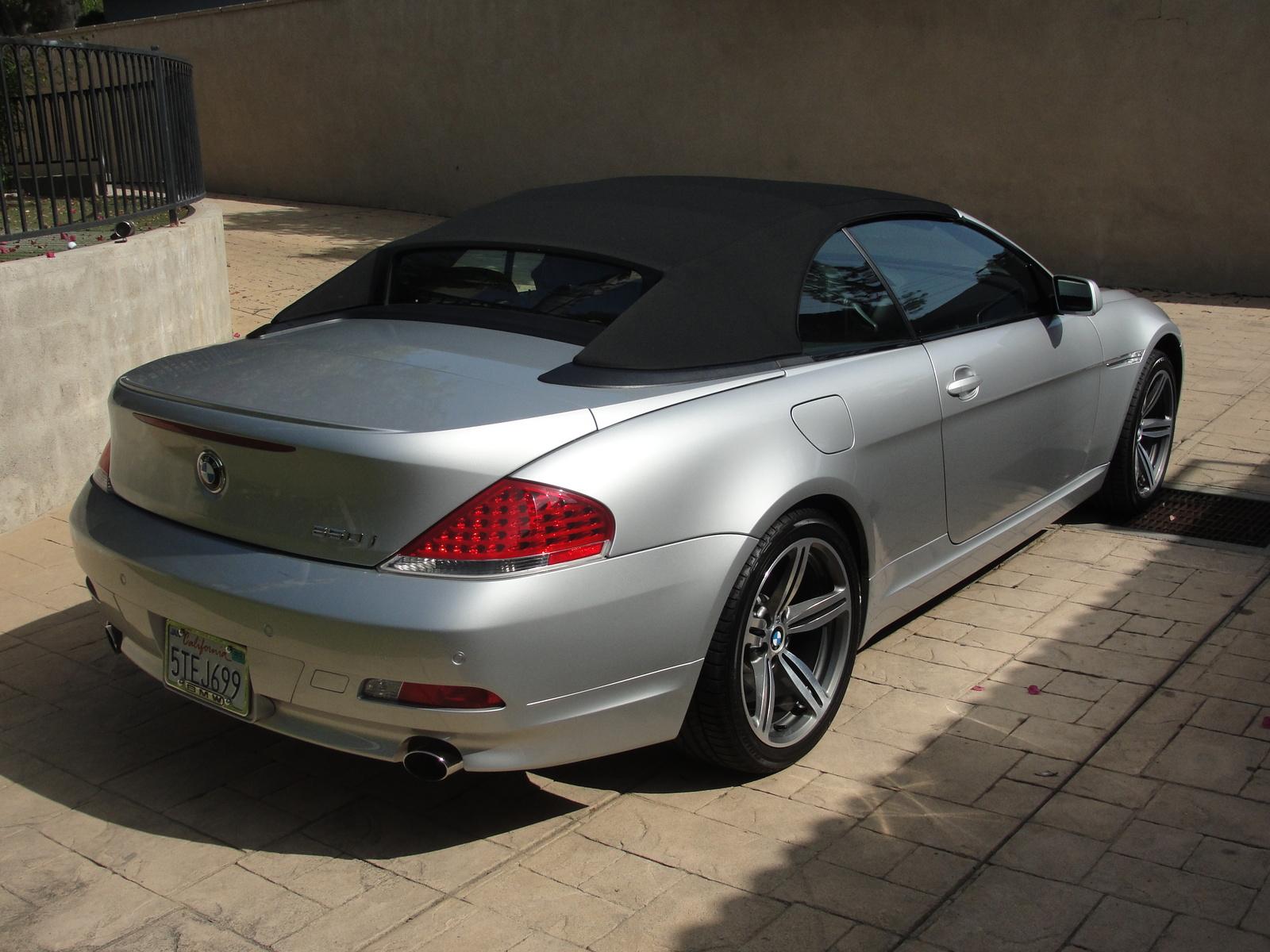 Bmw 650i 0 60 >> 2006 BMW 6 Series - Partsopen