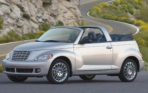 2006 Chrysler PT Cruiser Convertible