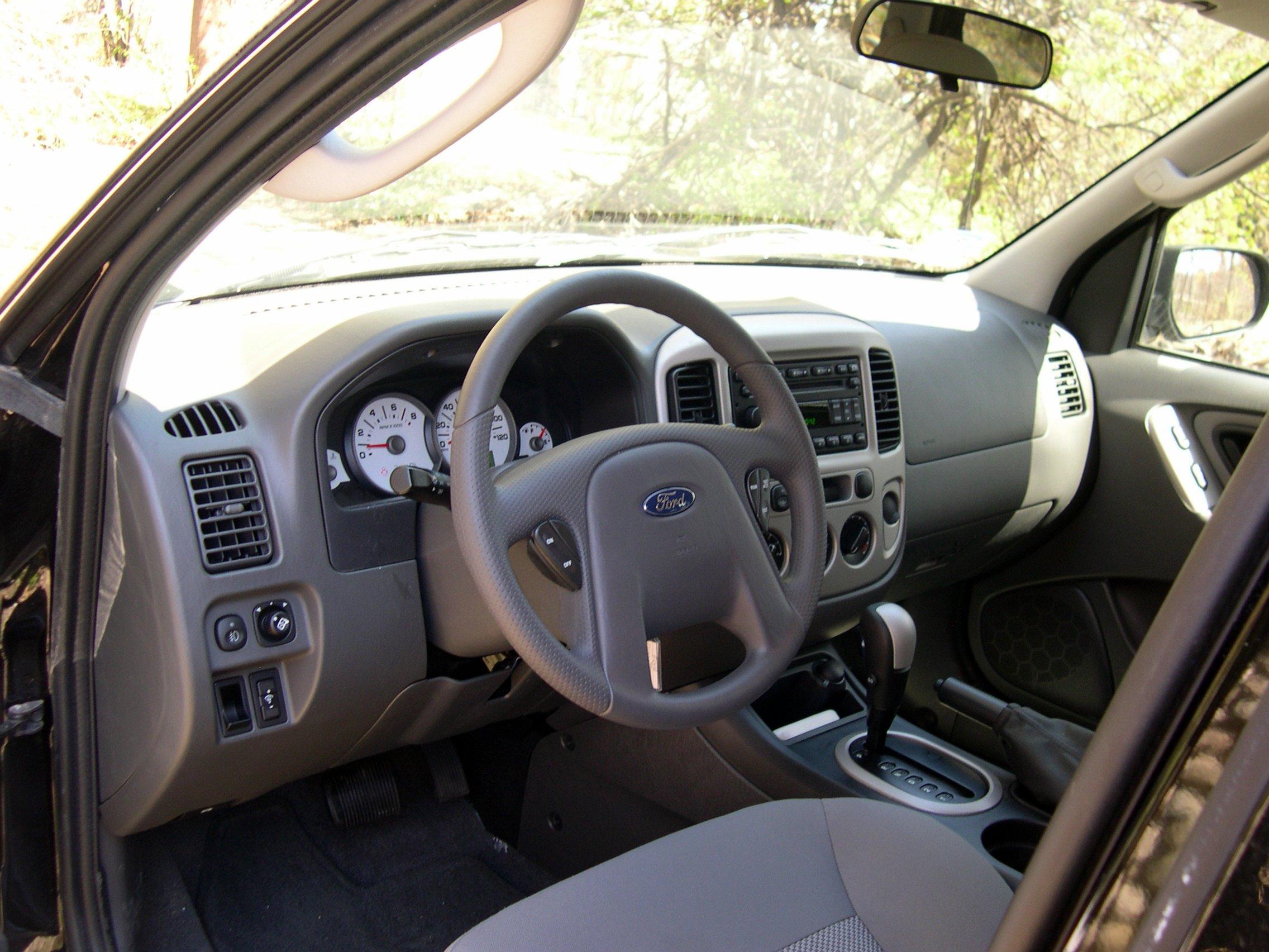 2006 ford escape partsopen - Ford escape interior accessories ...