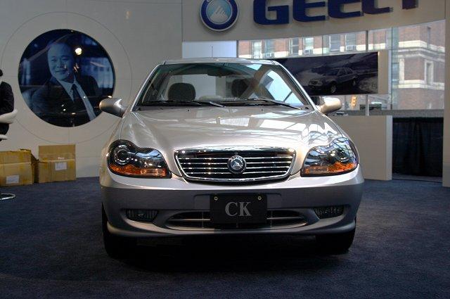 2006 GEELY MK