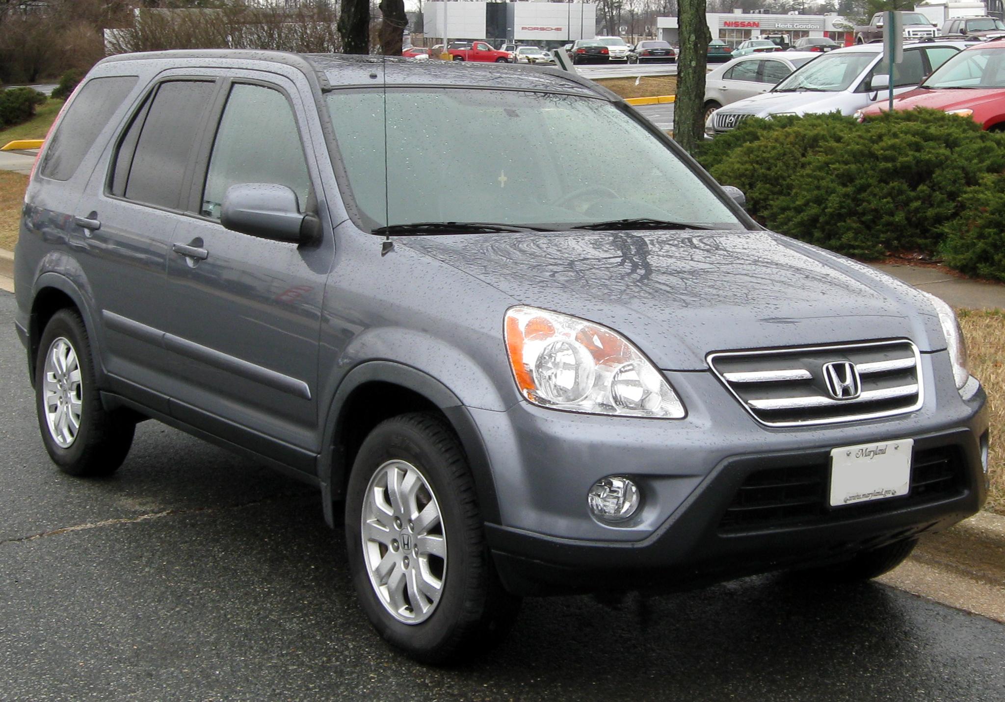 2006 Honda CR-V. Size: 1.9 Mb; Resolution: 2048x1432; Type: Link: file src  ...