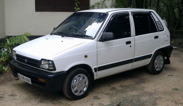 2006 Maruti 800