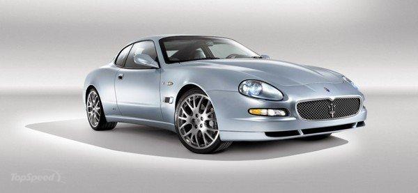 2006 Maserati Coupe