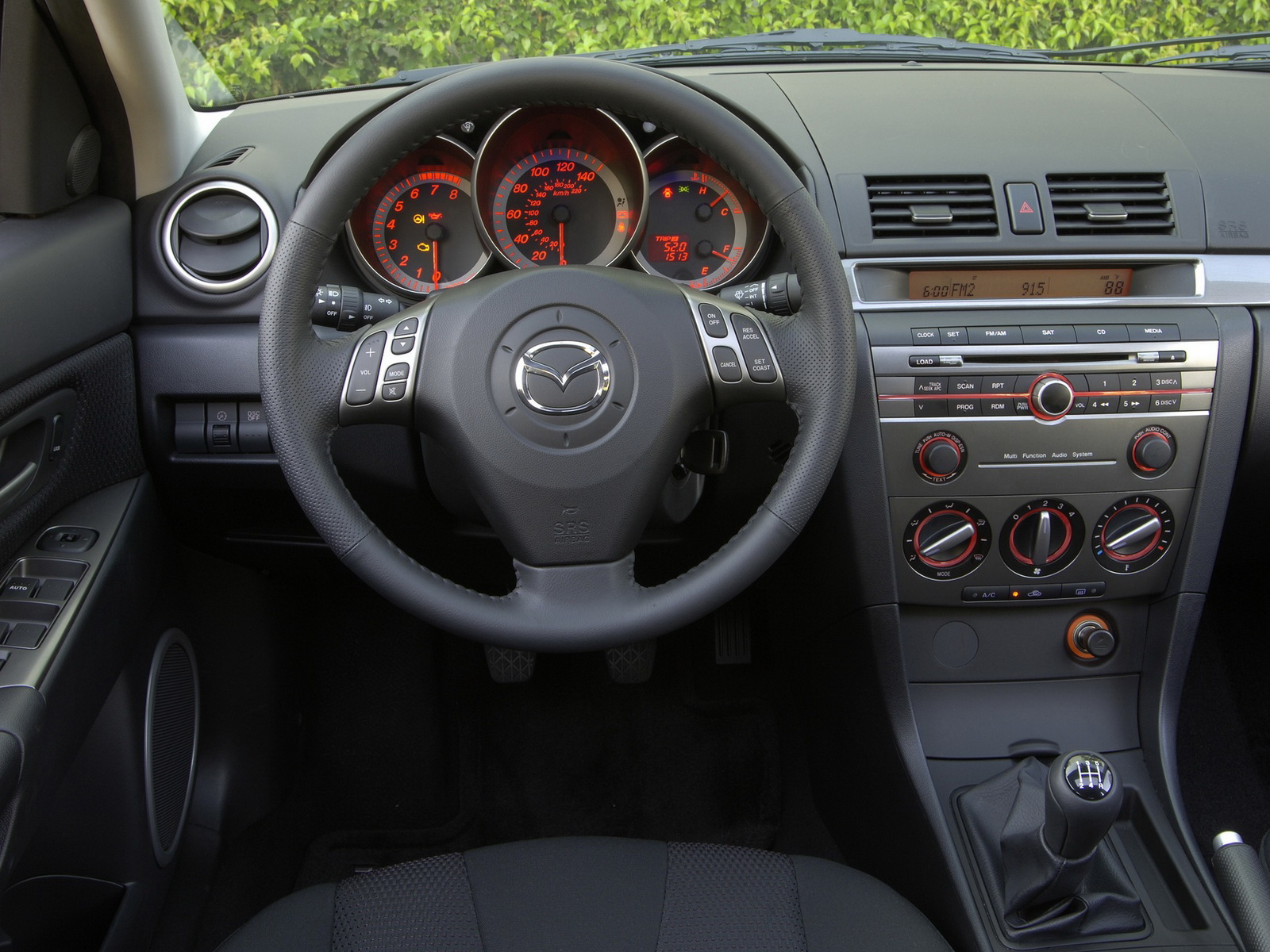100 2009 Mazda3 Repair Manuals Mazda 3 Wheel