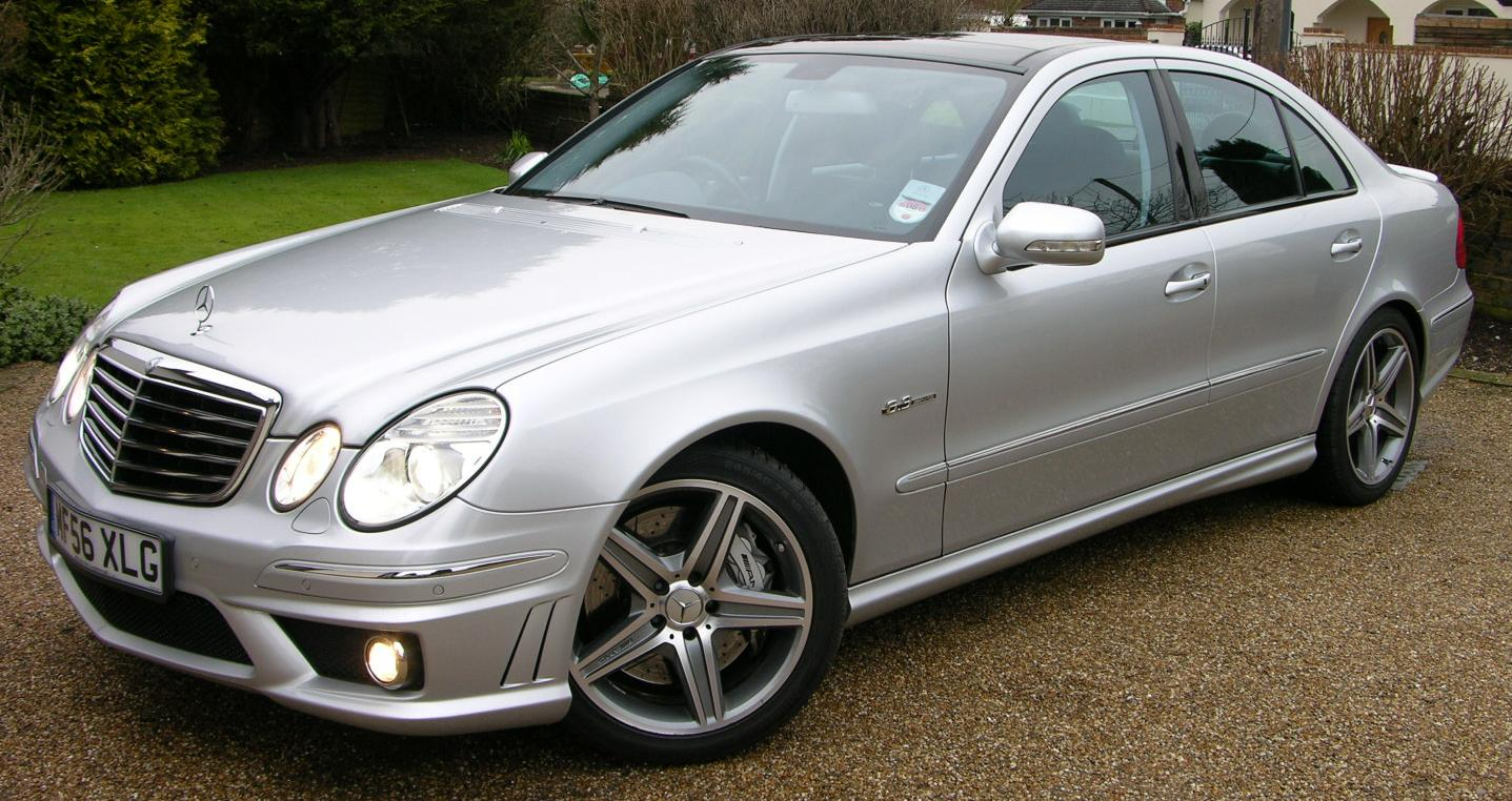 2006 mercedes benz e klasse amg partsopen for Mercedes benz e klasse