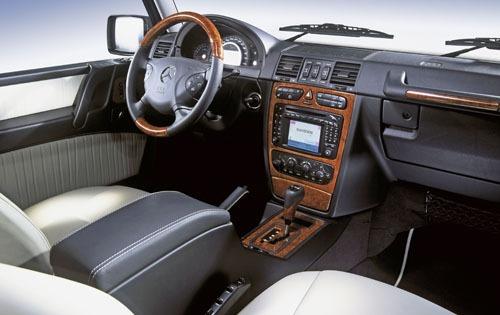 2006 Mercedes-Benz G-Class