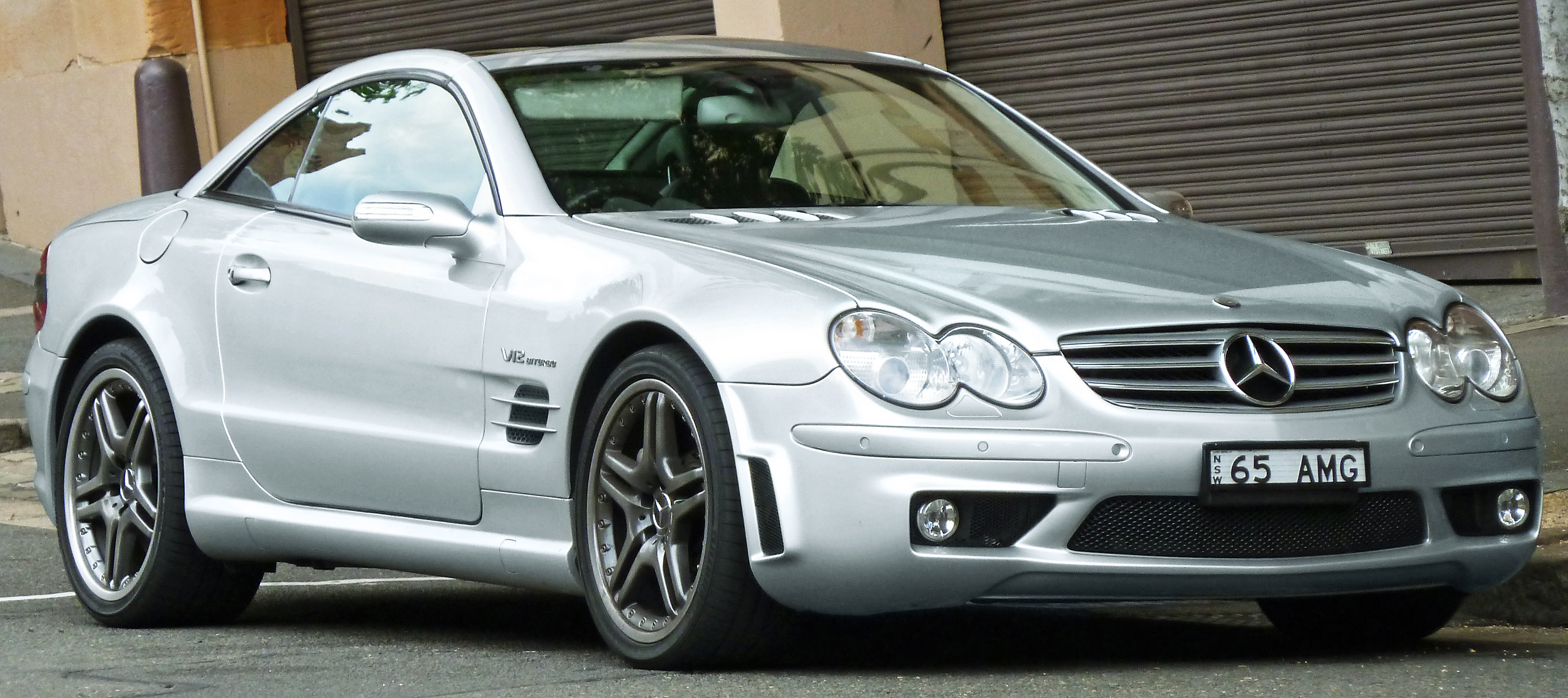 Image gallery mb sl65 2006 for 2006 mercedes benz amg