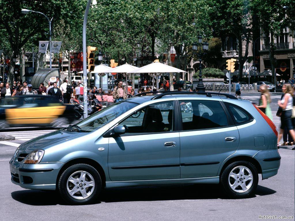 2006 Nissan Almera Tino