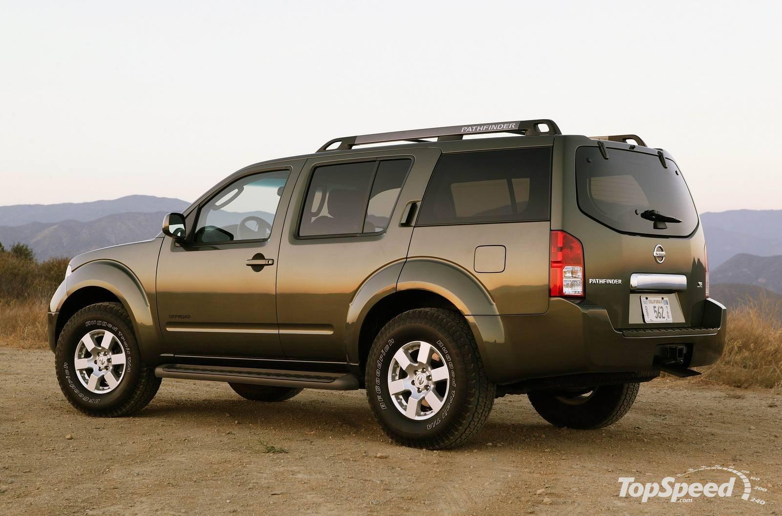 2008 Nissan Pathfinder For Sale >> 2006 Nissan Pathfinder - Partsopen
