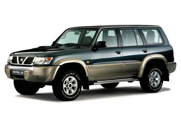 2006 Nissan Patrol Partsopen