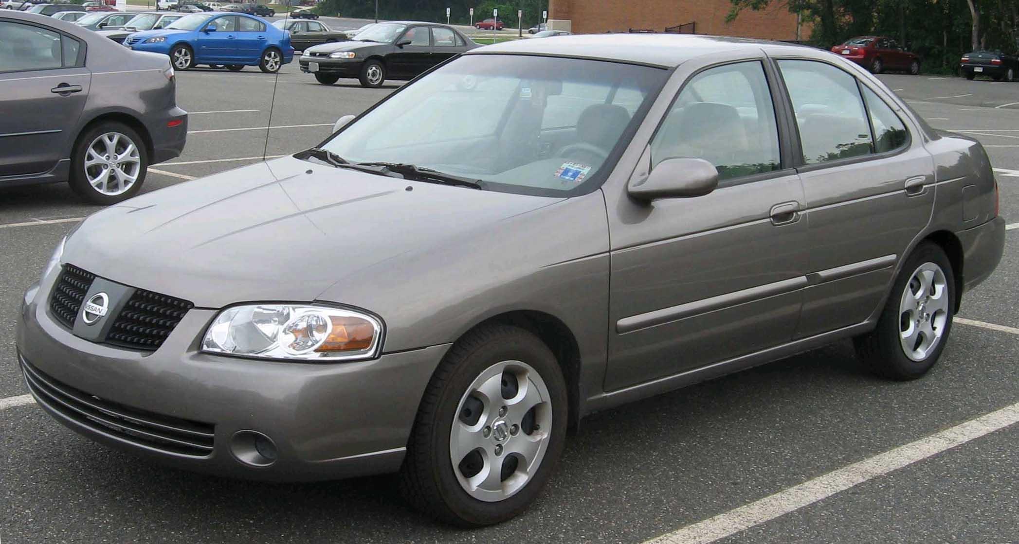 2006 Nissan Sentra Partsopen