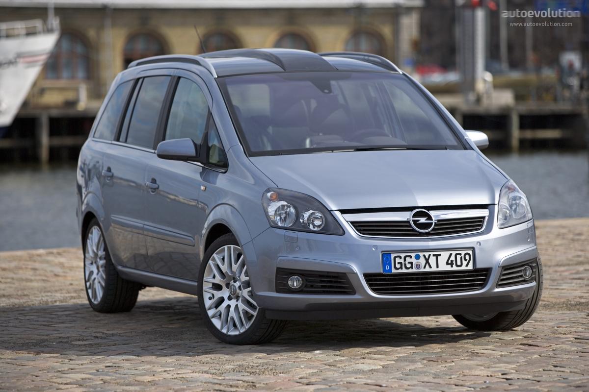 2006 Opel Zafira