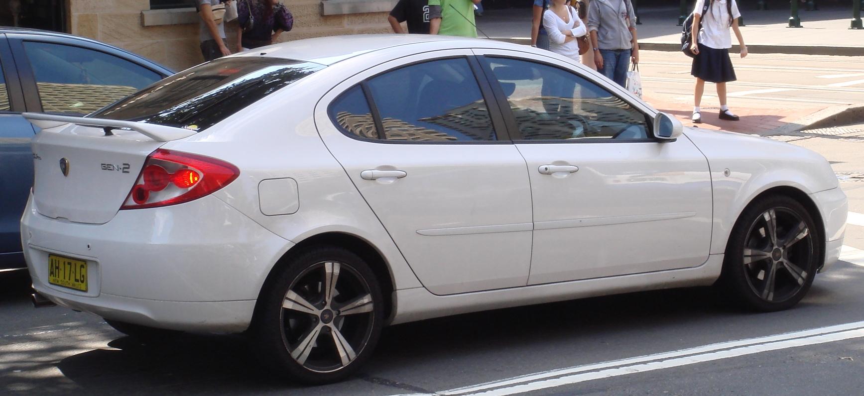 2006 Proton Gen-2