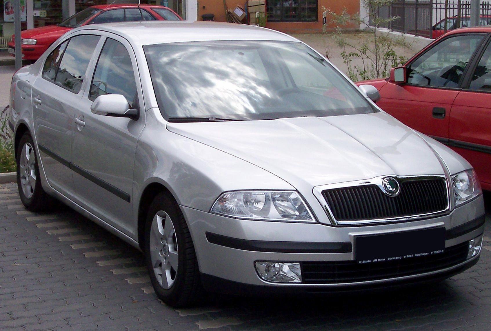 2006 Skoda Octavia
