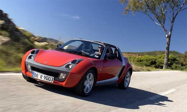 2006 smart Roadster
