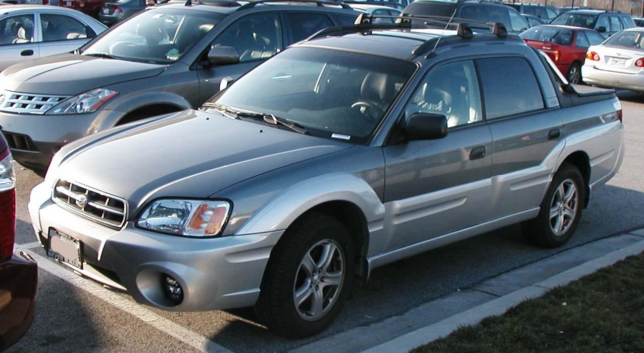 Subaru Baja - Partsopen