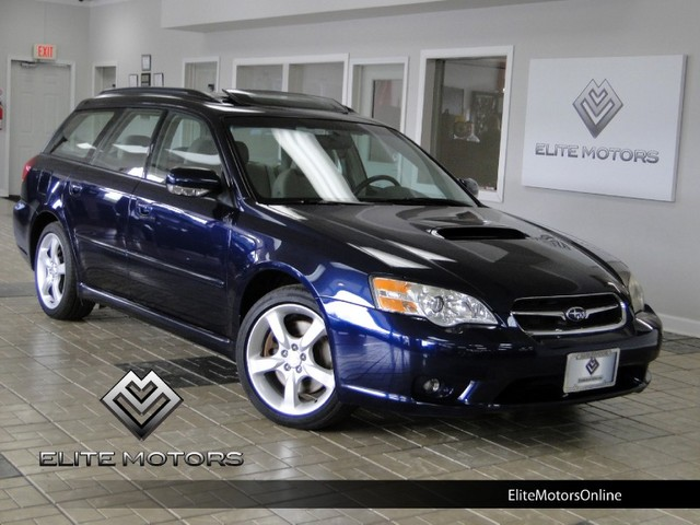 Subaru Legacy 3 6 R >> 2006 Subaru Legacy Wagon - Partsopen